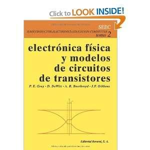 Electrónica Física Y Modelos De Circuitos De Trans