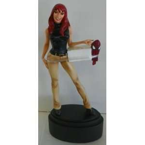 Bowen Designs Marvel Mary Jane Watson Painted Statue 12