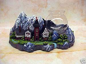 Enchanted Creations Alpine Mountain Fish Bowl Kit