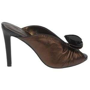 NIB Carlos Santana CLASSY Dress Pump Sandal Heel Bronze