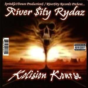 Kolision Kourse: River Sity Rydaz: Music