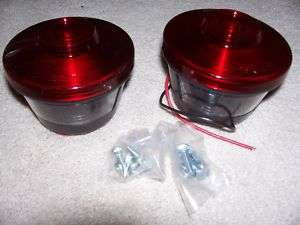 VINTAGE TAIL LIGHT CUSTOM ROD HOT ROD RAT ROD ANTIQUE C