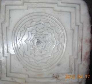 Orgone Mould MERU SHREE YANTRA PYRAMID SILICON RUBBER MOLD RTV 6INCH