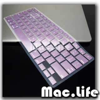 METALLIC PURPLE Keyboard Cover Skin for Macbook Air 11