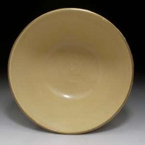SF3 Vintage Japanese Hand painted Tea Bowl, Kyo ware, Flower Pattern