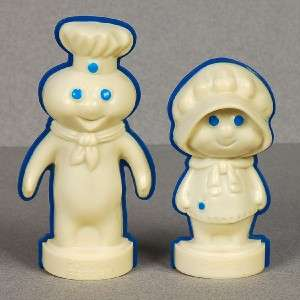 PILLSBURY DOUGH BOY CERAMIC COOKIE JAR & KITCHEN ACCESSORIES   6
