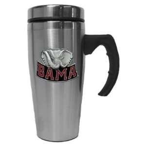 Alabama Crimson Tide Contemporary Travel Mug   NCAA