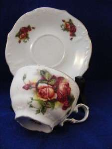 Royal Sealy Fine China Cup & Saucer