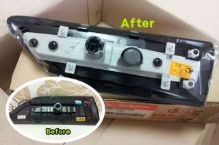 Kia SOUL] OEM 11 Replacement LED Door Turn Signal / Side Reapeater