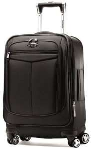 Samsonite Silhouette 12 Carry On 21 Upright Spinner Wheeled Luggage
