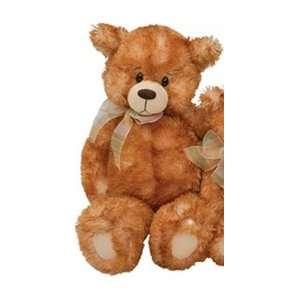 Harly Medium Dapple Brown Stuffed Teddy Bear By First And