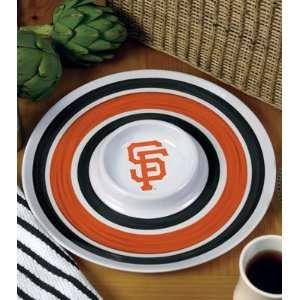 SAN FRANCISCO GIANTS Team Logo Melamine SERVING TRAY (13 x 4) by