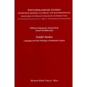 ): Ahmad Tela Baba, Michael Broß, Wilhelm Seidensticker: Books