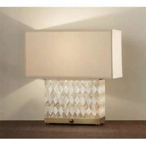 Murray Feiss Lighting 9972HNS/DCB Nevena   One Light Table