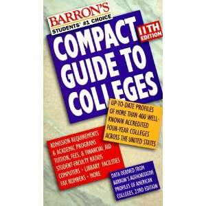 Barrons Compact Guide to Colleges (11th ed