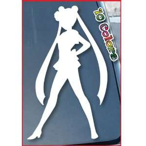 Sailor Moon Serena Car Window Vinyl Decal Sticker 7 Tall