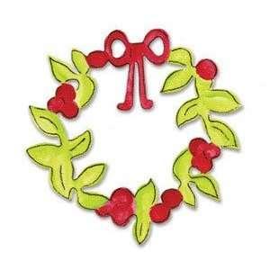 Sizzix Originals Die Wreath, Christmas Arts, Crafts & Sewing