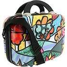 Romero Britto Palms Palm Tree 4 piece Luggage Heys Set Carry on