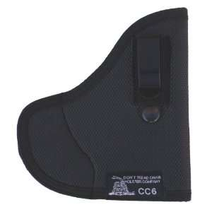 POCKET/IWB Holster for Ruger LCR revolver CC6