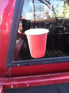 Red Solo Cup Die Cut Decal Vinyl Sticker   5