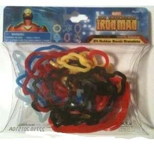 Invincible Iron Man Bandz Pack 24ct Toys & Games