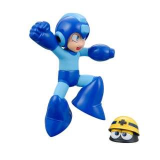 Mega Man Rockman 3 Classic w/ Gun Trading Figure NEW