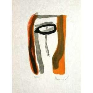 Mason Putman No. 231 by Bram van Velde, 12x16 Home & Kitchen