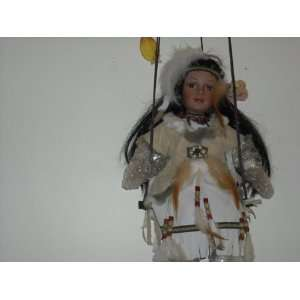 Native American Doll Cathay Collection: Toys & Games