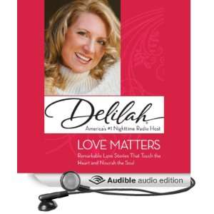 Love Matters (Audible Audio Edition) Delilah, Candace Tate Books