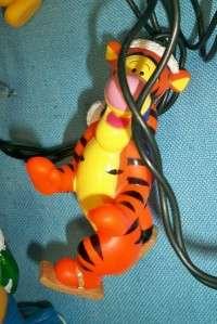 Disney Winnie the Pooh and Friends Light Set 5 Light Covers Tigger