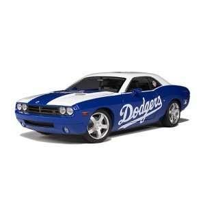 LA Dodgers Dodge Challenger   Los Angeles Dodgers  Sports