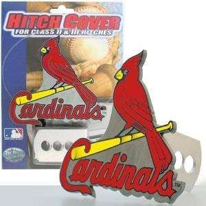MLB Trailer Hitch Cover   St. Louis Cardinals Everything