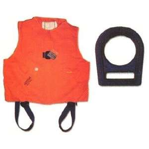 Construction Tux Vest Fire Retardant Safety Harness, X