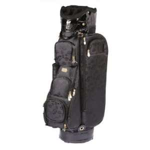 Cutler Sports Ladies Cart Golf Bags   Abbey Black Sports