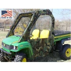 John Deere Gator HPX XUV Door/Rear Window Combo. Enclosure. JDGXUV DRW