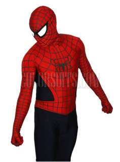 Elite Series: Deluxe Spiderman Costume Professional Quality Adult USA