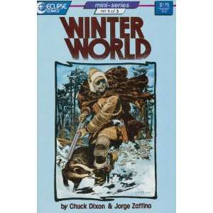 WINTERWORLD # 1 3 Complete GLOBAL COOLING Story