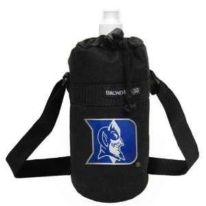 Duke University Blue Devils Logo Water Bottle Hold Case