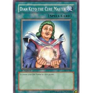 Yu Gi Oh Dian Keto the Cure Master   Yugi Evolution Deck