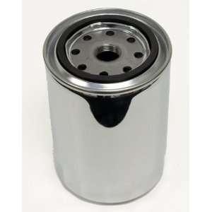 FORD/CHRYSLER LONG CHROME OIL FILTER Automotive