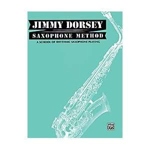 Jimmy Dorsey Saxophone Method (Tenor Saxophone) Musical