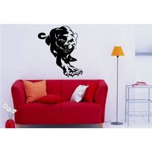 Wall Mural Vinyl Decal Stickers Animals Panther S1126