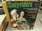 Easyrider Harley Davidson biker,Easy Rider Magazine July 1978 issue