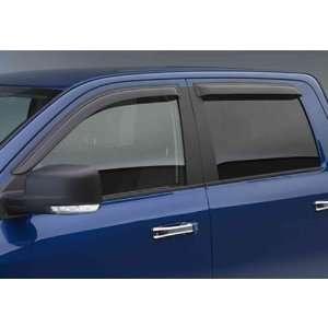 EGR 642751 Dodge Ram SlimLine Smoke Vent Visors   Vent Visors