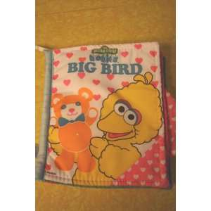 Sesame Street Babies Big Bird Soft Book Jim Henson Books