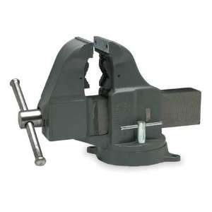 COLUMBIAN 206M3 Pipe/Bench Vise,6 In W,10 In Opening: Home