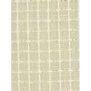 Robert Allen RA Sheer Energy   Ivory Fabric: Arts, Crafts