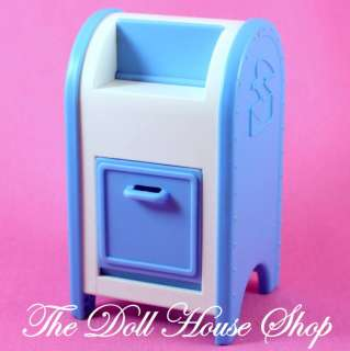 MAIL BOX POST USPS FISHER PRICE LOVING FAMILY DOLLHOUSE