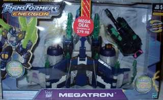 Transformers / Transformer Energon Megatron. (Armada)
