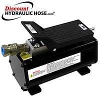 Porta Power 10,000 psi Air Operated Hydraulic Pump